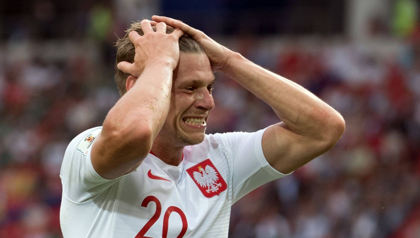 A disappointing performance of the Polish soccer team at the 2018 World Cup resulted in plummet in FIFA ranking. Photo: PAP/DPA/Federico Gambarini