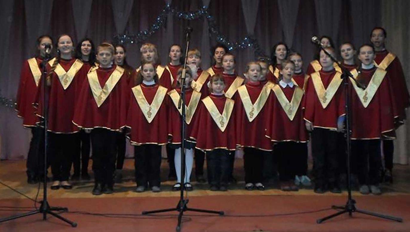 Młodzi Polacy z Grodna (fot. FB/ Fundacja