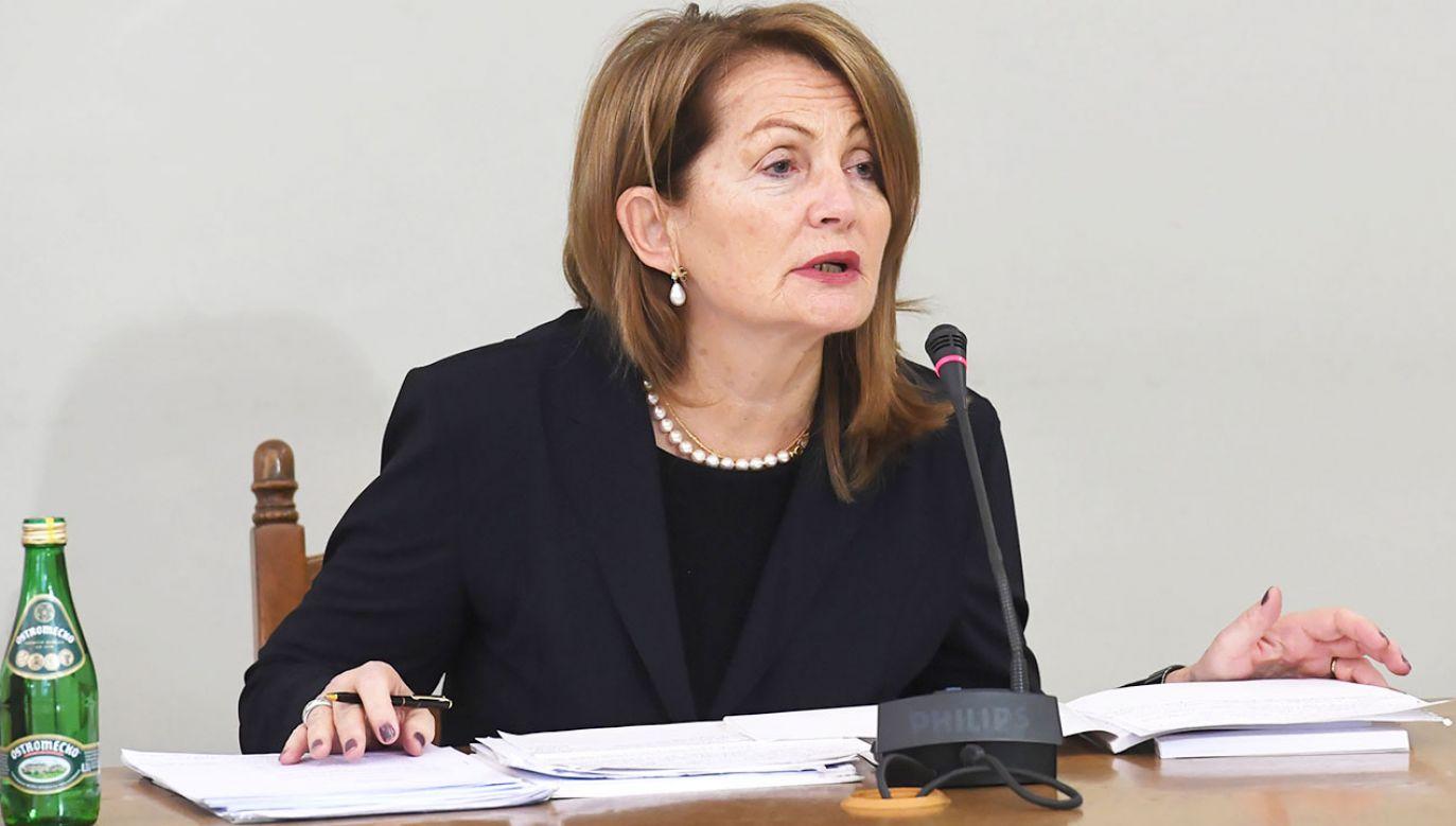 Zdaniem Elżbiety Chojny-Duch Jan Vincent Rostowski jako minister pozwolił, by zewnętrzni doradcy przejęli proces legislacyjny (fot. arch. PAP/Piotr Nowak)