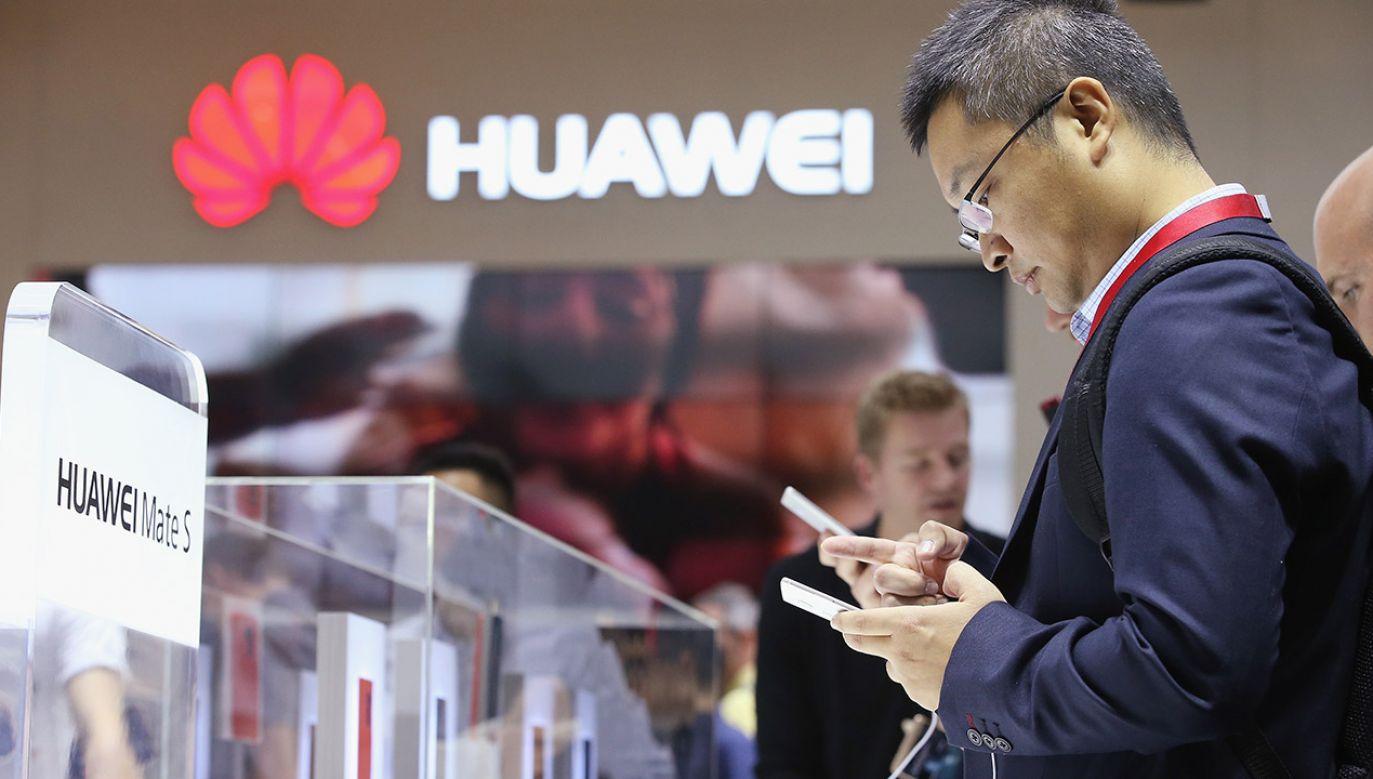 Chińska firma zaprzecza oskarżeniom o szpiegostwo (fot. Sean Gallup/Getty Images)