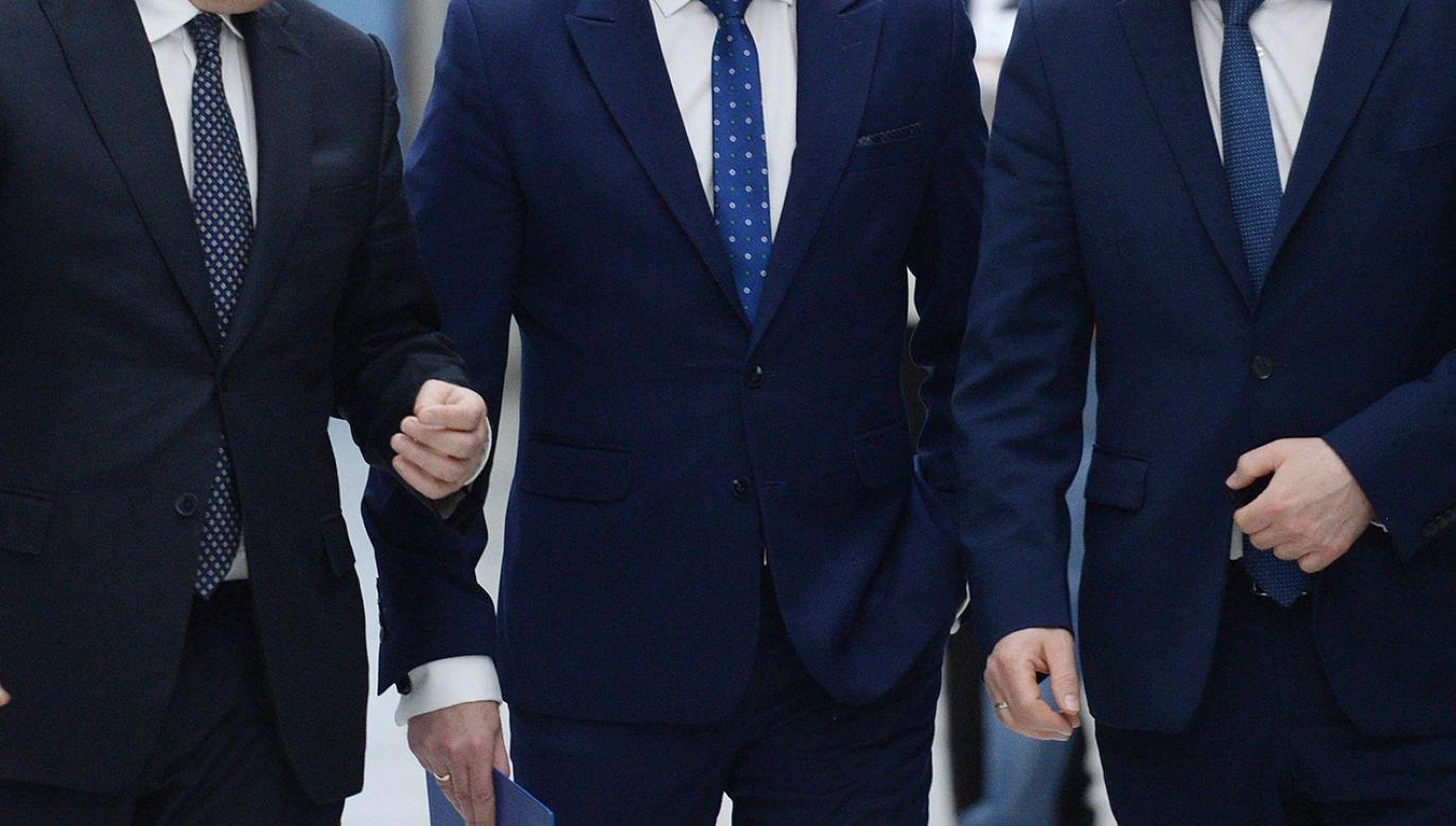 Minister Suski o taśmach ujawnionych przez portal tvp.info (fot. arch.PAP/Jacek Turczyk, zdjęcie ilustracyjne)