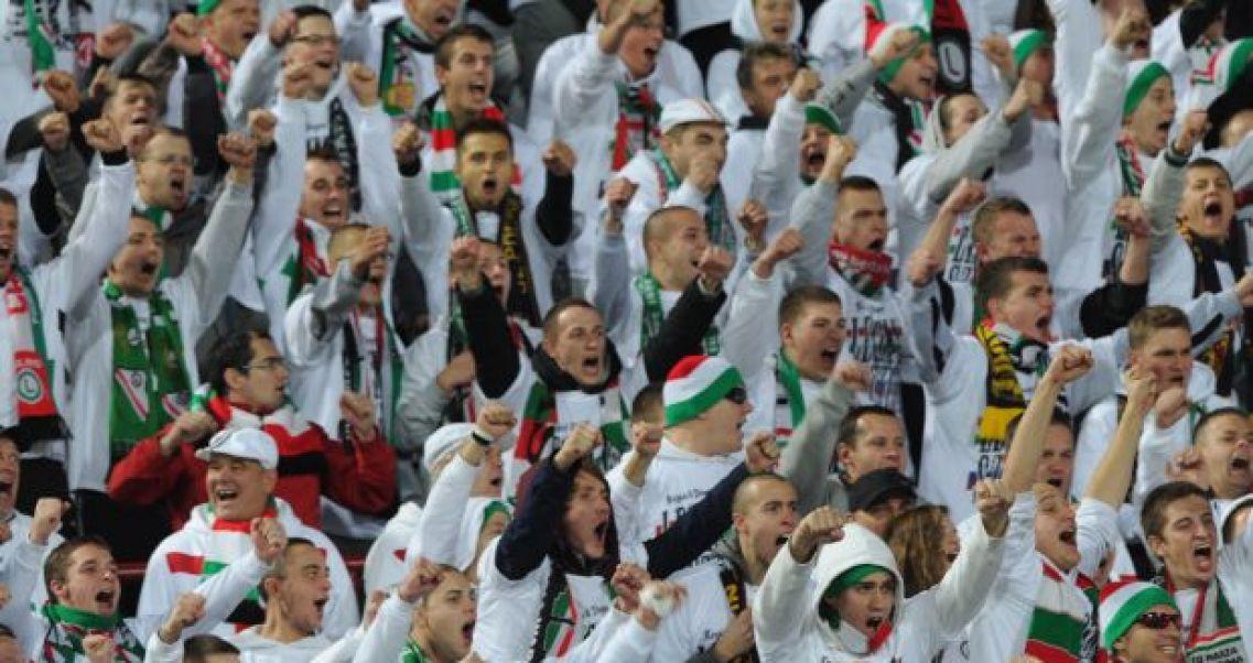 cbb340b53 Legia znów będzie musiała grać bez dopingu najwierniejszych kibiców (fot.  PAP/Marcin Bielecki