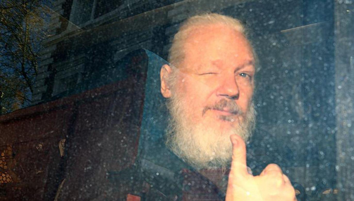 Jeden z zarzutów dotyczy szpiegostwa na niekorzyść Stanów Zjednoczonych (fot. REUTERS/Hannah McKay)