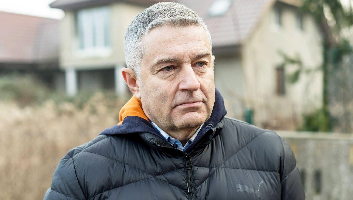 Władysław Frasyniuk nie przyznaje się do winy (fot. arch.PAP/Maciej Kulczyński)