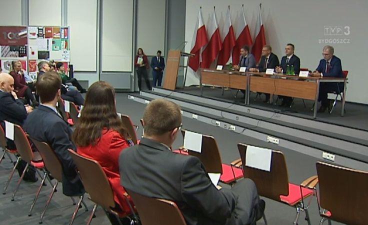 Przedsięborcy z wiceministrem rozmawiali o podatkach