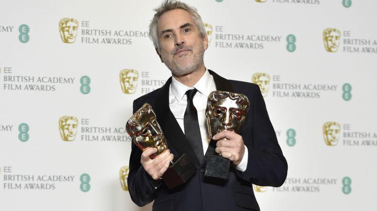 """BAFTA: """"Roma"""" najlepszym filmem, porażka """"Zimnej wojny"""""""