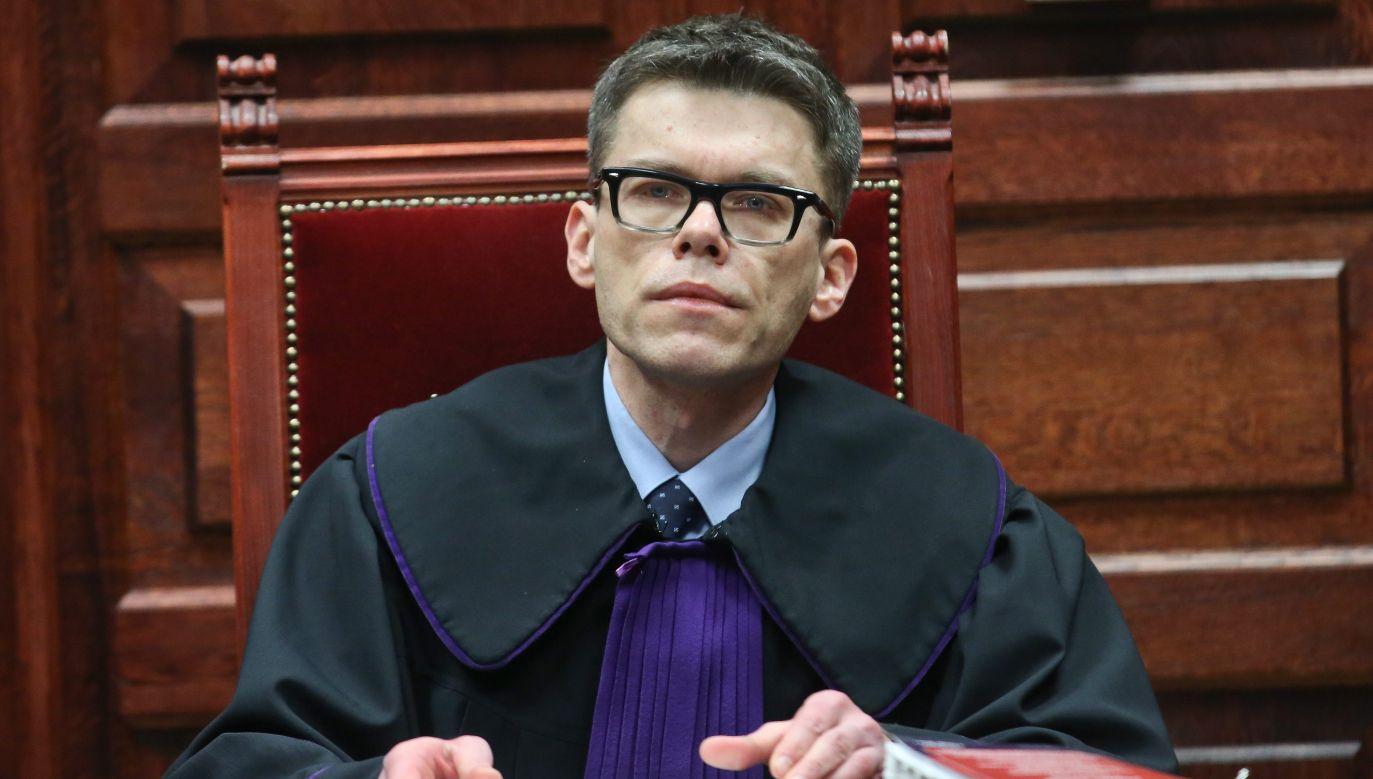 Zakończone zostało już pierwsze postępowanie wyjaśniające, w którym przesłuchani zostali sędziowie Ewa Maciejewska i Igor Tuleya (fot. arch. PAP/Rafał Guz)