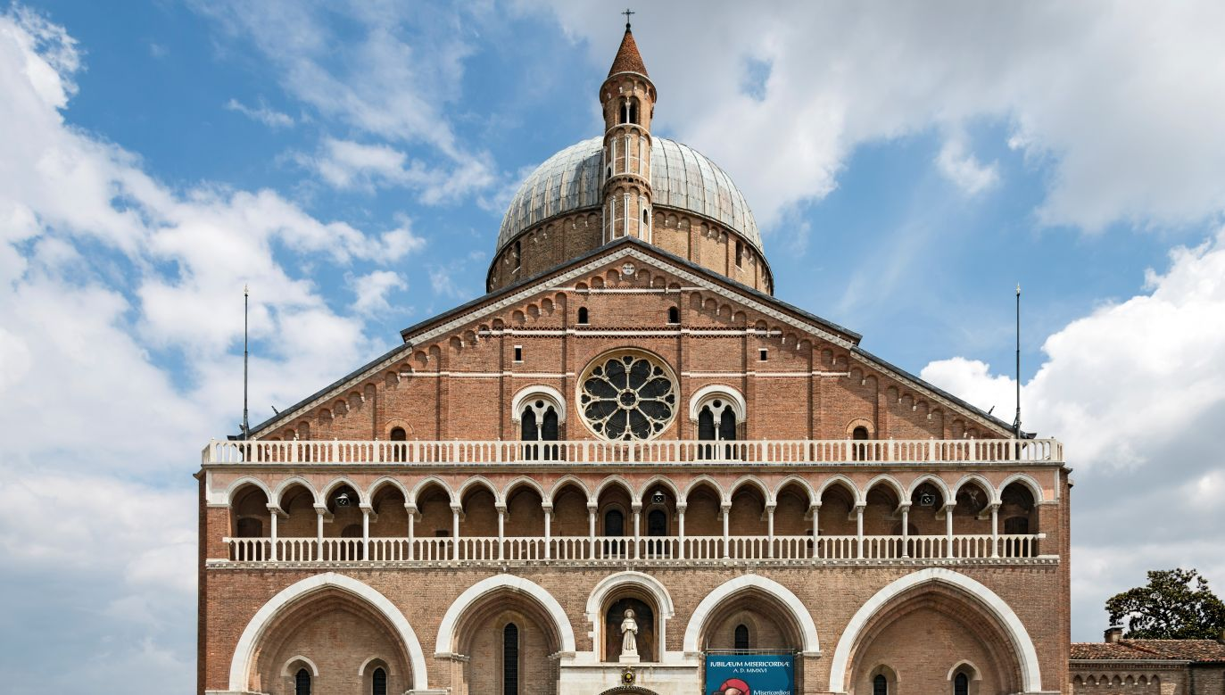 St Anthony Basilica in Padua. Photo: Wikimedia/Didier Descouens