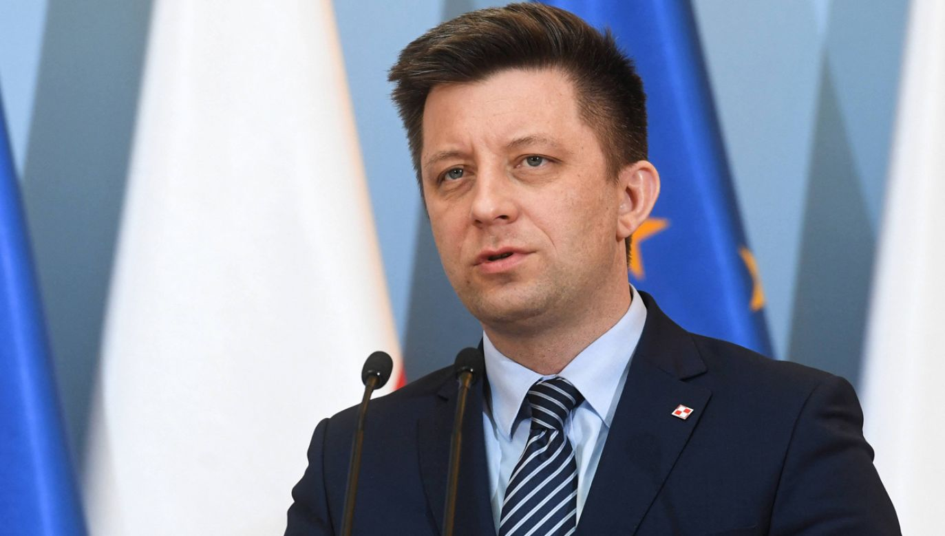 Gdyby dotyczyło to partnerki innego lidera, mówiono by o nepotyzmie – ocenił Michał Dworczyk (fot. PAP Piotr Nowak)
