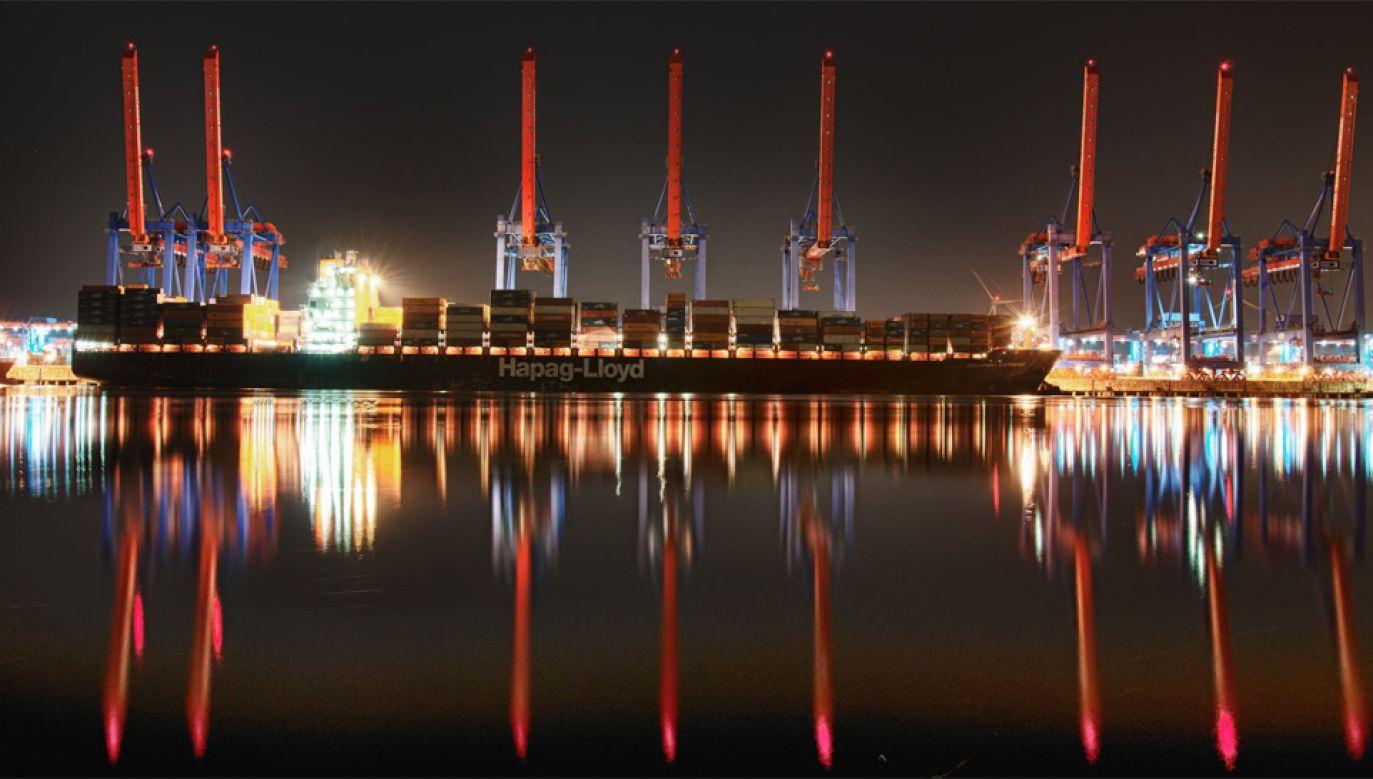 W polskich portach przeładowuje się już ponad 100 mln ton towarów rocznie (fot. Pexels)