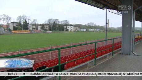 Piłkarska ekstraklasa w Busku? Tak, w bazie szkoleniowej