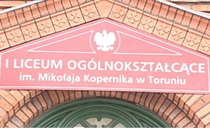 Koncert na 450-lecie I LO w Toruniu
